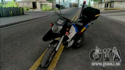 Honda XRE 300 2015 Police MG pour GTA San Andreas