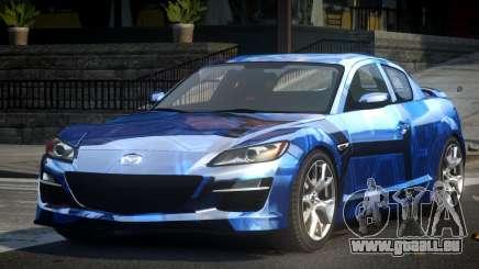 Mazda RX-8 SP-R S7 pour GTA 4
