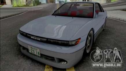 Nissan Silvia PS13 HiercoCustoms pour GTA San Andreas
