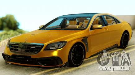 Mercedes-Benz C 63 pour GTA San Andreas
