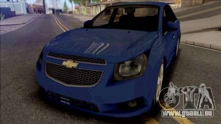Chevrolet Cruze LT 2010 pour GTA San Andreas