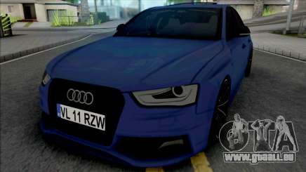 Audi S4 B8.5 Sedan 2014 für GTA San Andreas
