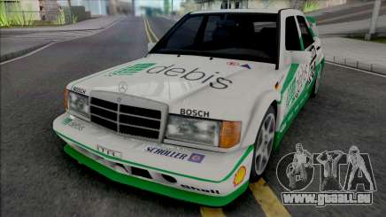 Mercedes-Benz 190E Evolution II für GTA San Andreas