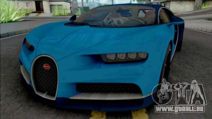 Bugatti Chiron 2017 (Real Racing 3) für GTA San Andreas