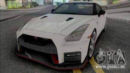 Nissan GT-R Nismo (SA Plate) für GTA San Andreas