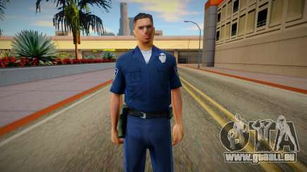 New lapd1 (good textures) pour GTA San Andreas
