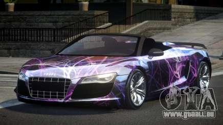 Audi R8 SP Roadster PJ9 pour GTA 4