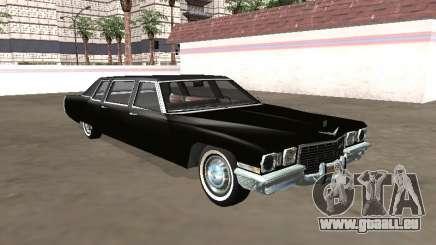 Cadillac DeVille Limousine 1972 für GTA San Andreas