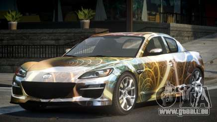 Mazda RX-8 SP-R S1 pour GTA 4