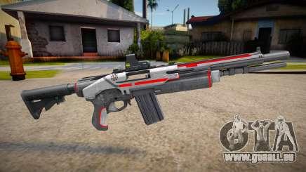 Escopeta Jackal pour GTA San Andreas