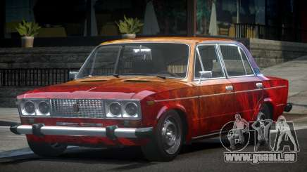 VAZ 2106 BS Drift S1 pour GTA 4