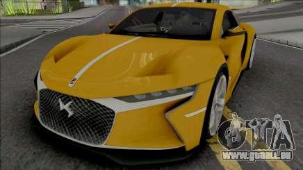 DS E-Tense 2016 für GTA San Andreas