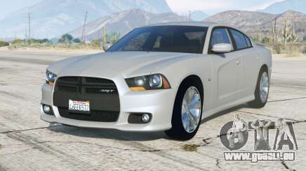 Dodge Charger SRT8 (LD) 2012〡add-on pour GTA 5