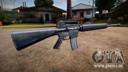 HQ M4 für GTA San Andreas