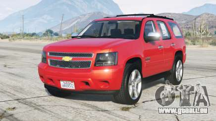 Chevrolet Tahoe LT Texas Edition (GMT900) 2008〡add-on v1.6 pour GTA 5