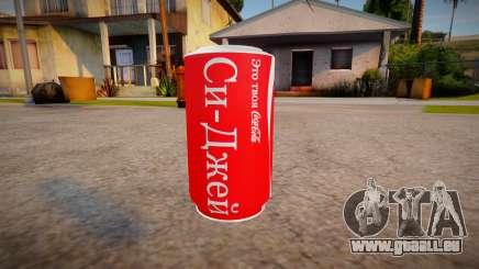 Neue Coca-Cola Texturen für GTA San Andreas