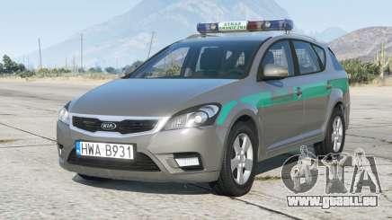 Kia Ceed SW Garde-frontières 〡 [ELS] add-on pour GTA 5