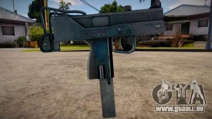 HQ Micro SMG V2.0 für GTA San Andreas