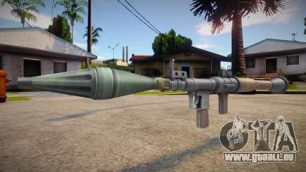 HQ RPG für GTA San Andreas