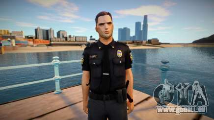Improved cop lapd1 pour GTA San Andreas