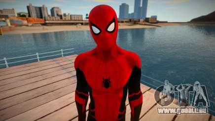 Spiderman FFH pour GTA San Andreas