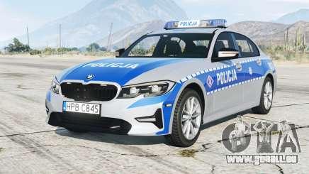 BMW 320i (G20) 2019〡Polish Police [ELS] add-on pour GTA 5