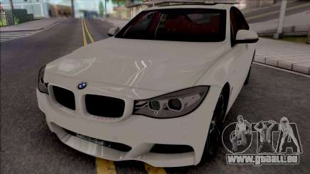 BMW 335i GT pour GTA San Andreas