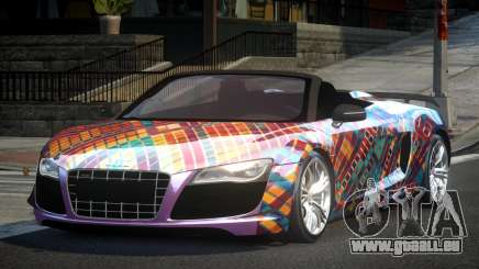 Audi R8 SP Roadster PJ2 pour GTA 4