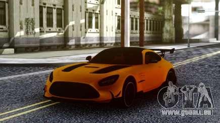 Mercedes-Benz AMG GT Black Series 2020 pour GTA San Andreas