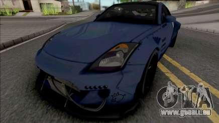 Nissan Fairlady Z (Z33) 2003 Rocket Bunny pour GTA San Andreas