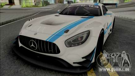 Mercedes-AMG GT3 für GTA San Andreas