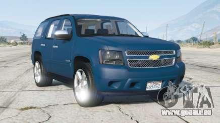 Chevrolet Tahoe LTZ (GMT900) 2008〡add-on v1.6 pour GTA 5