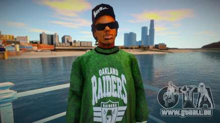 New Skin Ryder pour GTA San Andreas
