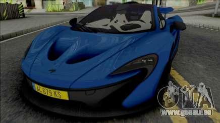 McLaren P1 2014 [HQ] für GTA San Andreas
