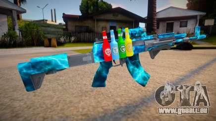 Ak-12 mod pour GTA San Andreas