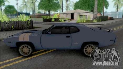Plymouth GTX RoadRunner für GTA San Andreas