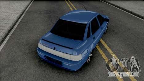 Lada 110 Tuning für GTA San Andreas