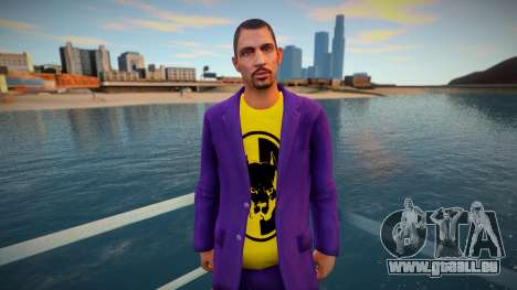 Mafieux russe pour GTA San Andreas