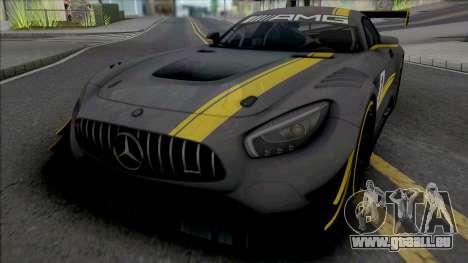 Mercedes-AMG GT3 [HQ] pour GTA San Andreas