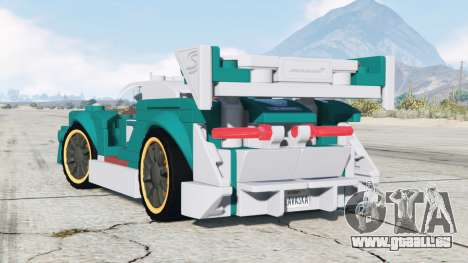McLaren Senna LEGO (P15) 2019〡add-on