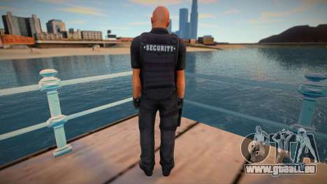 Security pour GTA San Andreas
