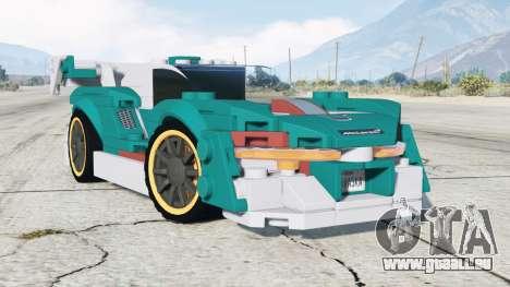 McLaren Senna LEGO (P15) 2019〡add-on