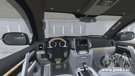 Toyota Land Cruiser 200 Hakama〡add-on v1.1