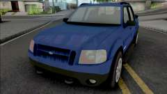 Ford Explorer Sport Trac 2002