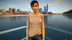 Claire Redfield normal pour GTA San Andreas