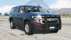 Chevrolet Tahoe 2020〡Unmarked [ELS]〡add-on pour GTA 5