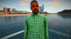 Fam2 from Gta V pour GTA San Andreas