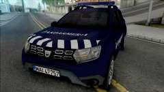 Dacia Duster Jandarmeria