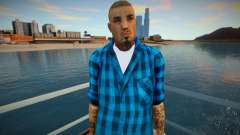 New Cesar Skin pour GTA San Andreas