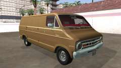 Dodge Tradesman 200 1972 Châssis Van Long